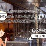 埼玉の当たる占いは数多く存在!神社が多数で神聖な場所など運気スポット到来!